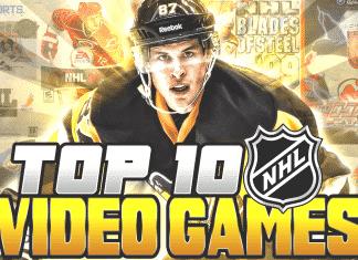 NHL Video Games
