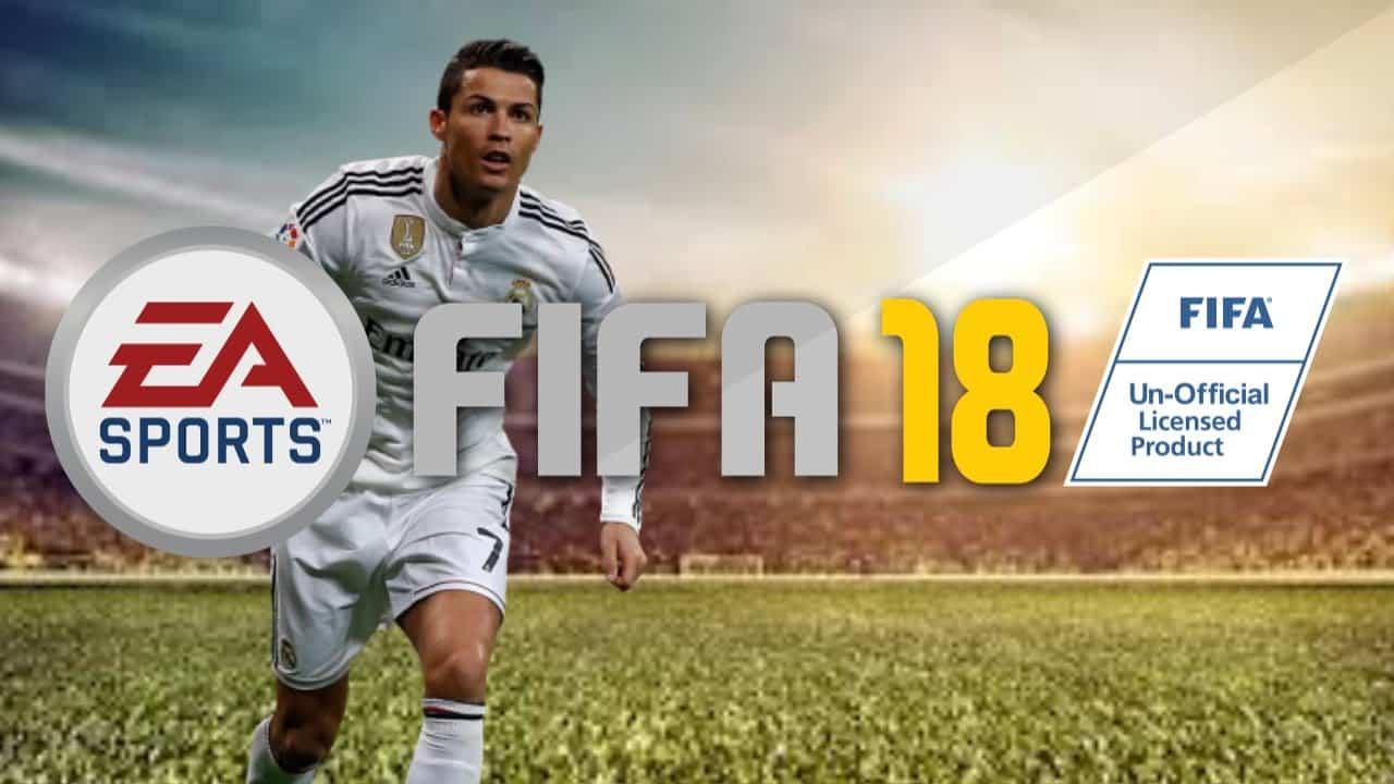 FIFA 18 -new-trailer
