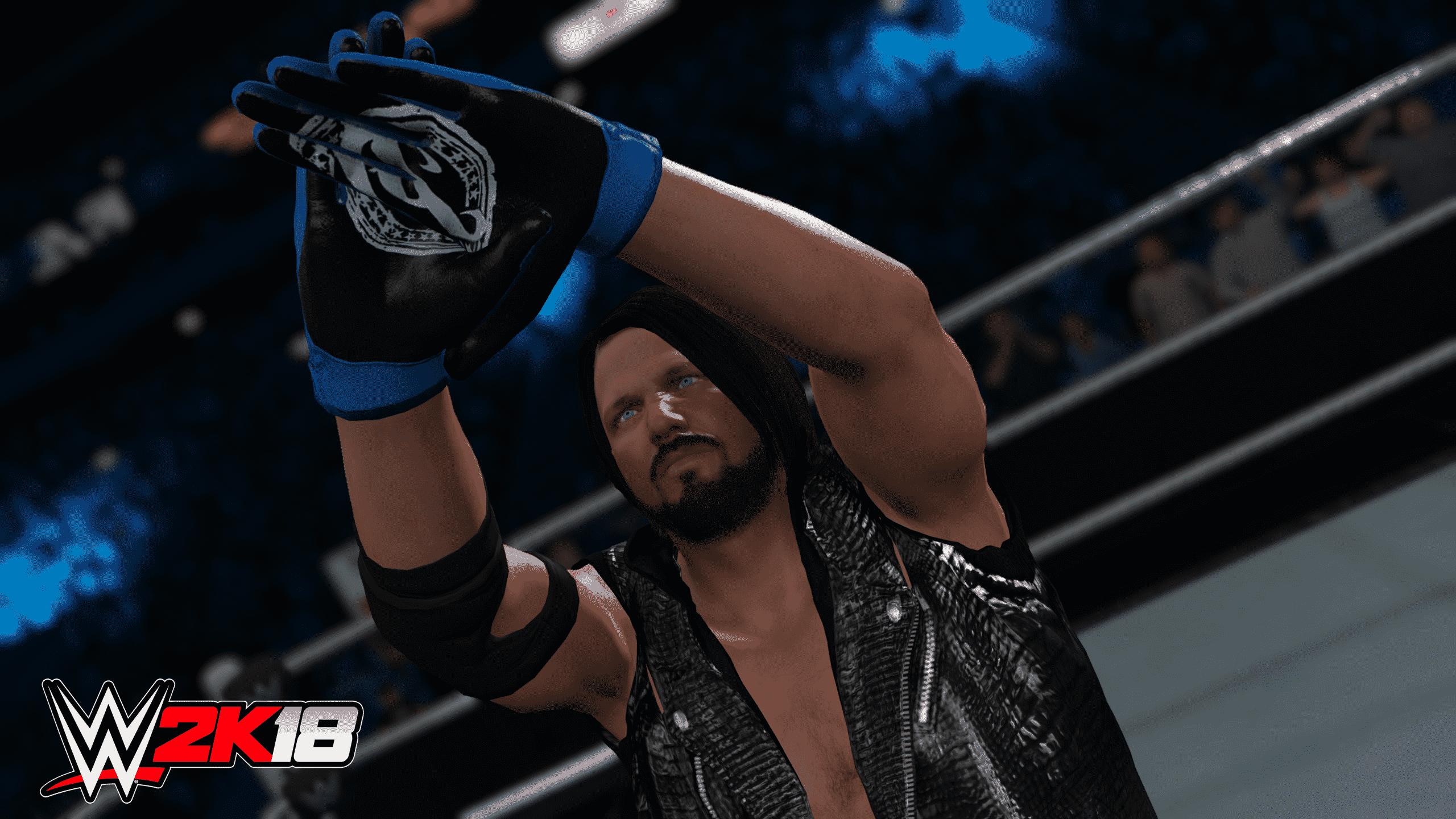 WWE 2K18 at E3