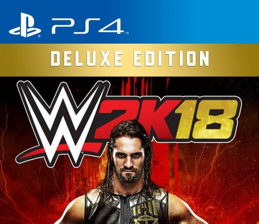 WWE 2K18 Deluxe And Collector's Edition