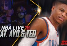 nba live 18 gameplay trailer ayo & teo