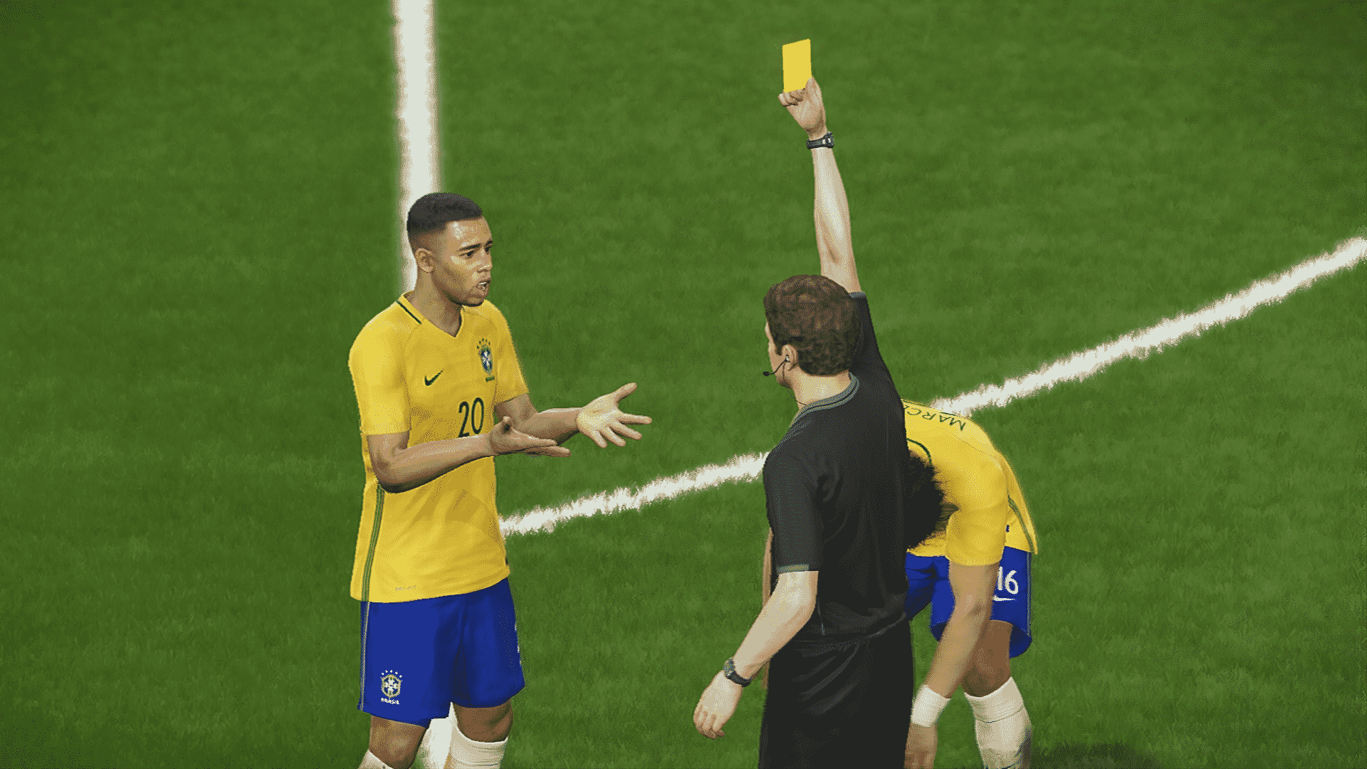 PES 2018 Referee