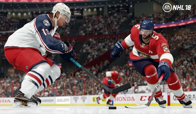 NHL 18 Patch and Update