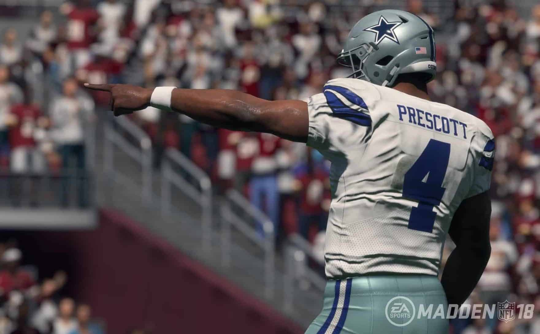 madden 18 how to run with qb ps4