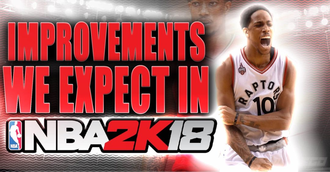 nba2k18 improvements