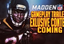 madden 18 gameplay trailer exclusive content jaguars