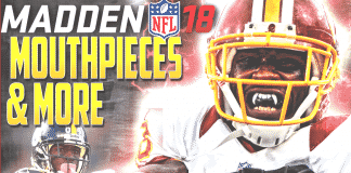 Madden 18 Mouthpieces