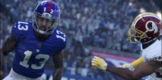 madden 18 gameplay trailer odell