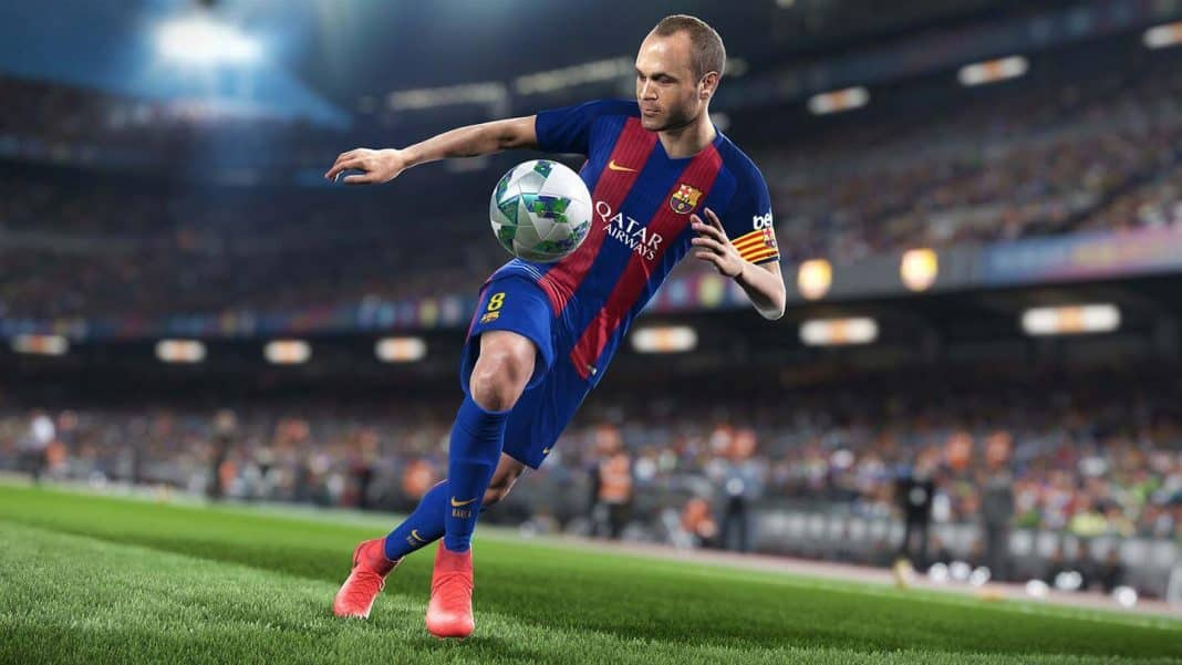 PES 18's Lighting Looks Amazing