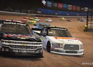 NASCAR Heat 2 Truck Series