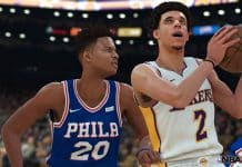 NBA 2K18 Gameplay Blog