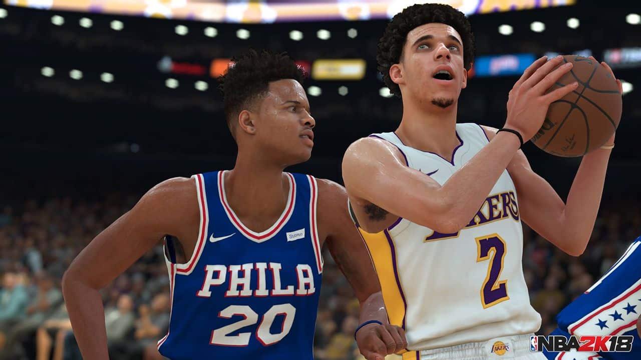 NBA 2K18 Gameplay Blog