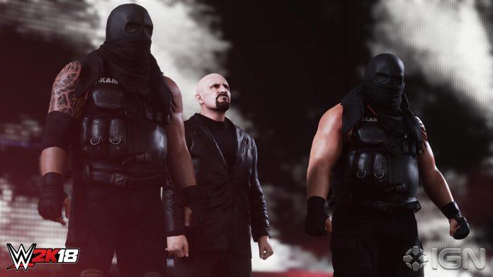 WWE 2K18 DLC Fix