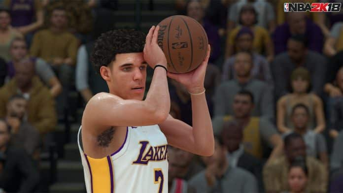 Big Baller Brand and NBA 2K18