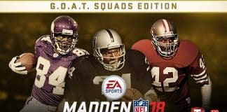 Madden NFL 18 MUT G.O.A.T Upgrades