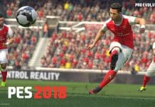 pro evolution soccer 2018 demo