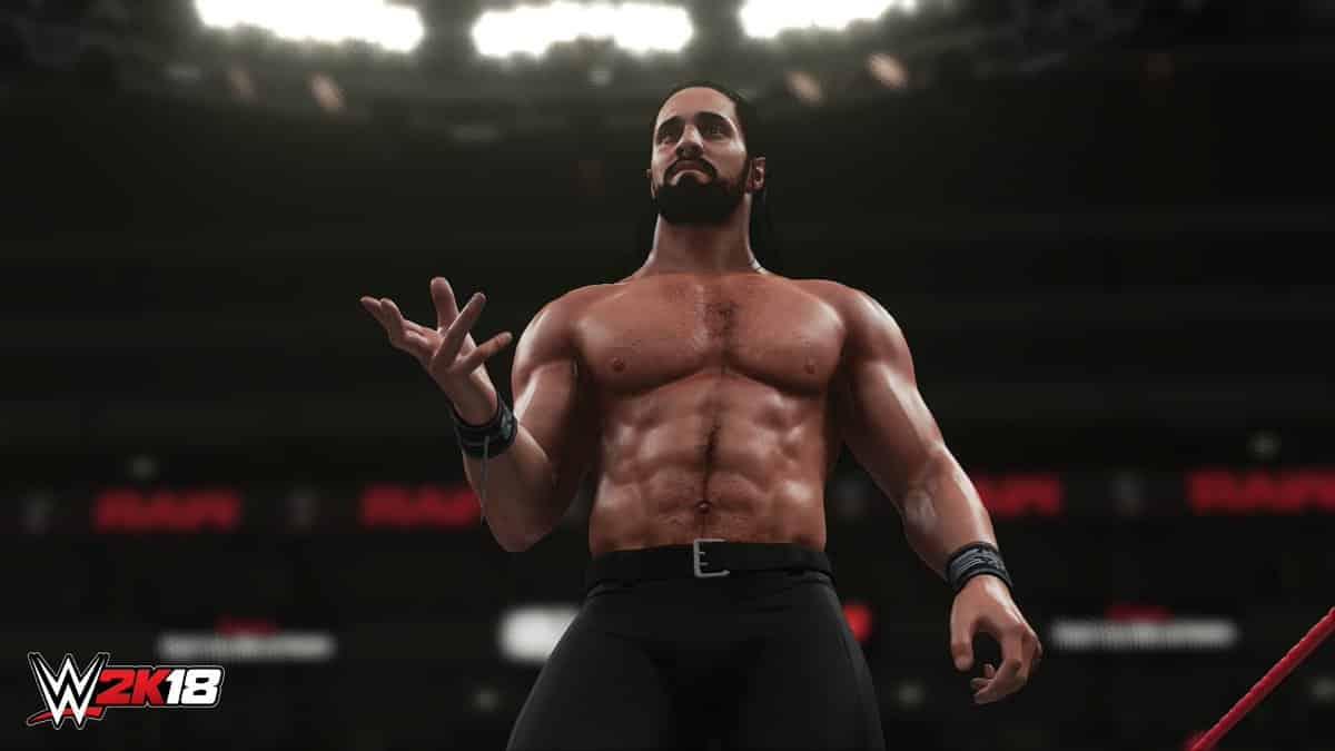WWE 2K18 Screenshots
