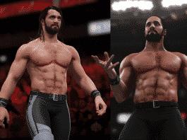 New Footage And Screenshots WWE 2K18
