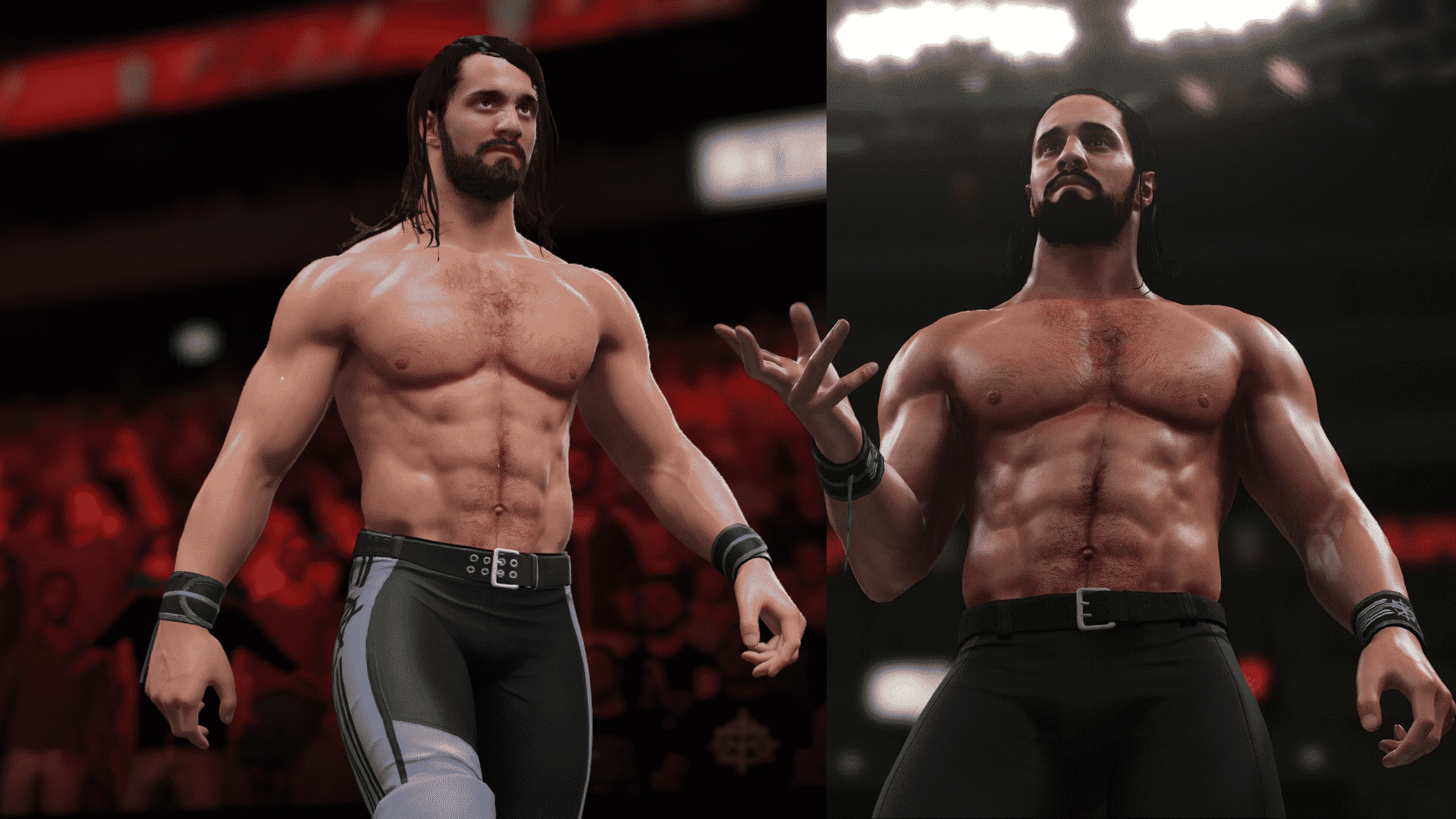 New Footage And Screenshots WWE 2K18