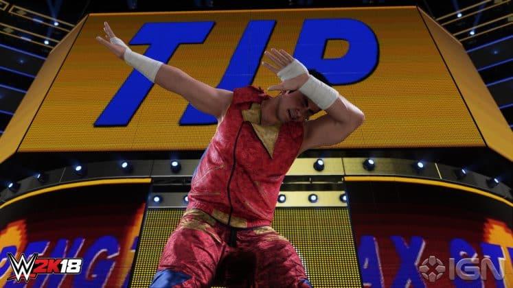 WWE 2K18 Creation Suite