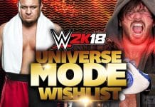 Universe Mode Wishlist