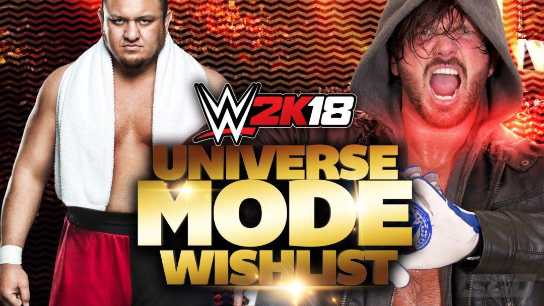 Universe Mode Wishlist