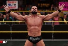 WWE 2K18 Roster Reveal