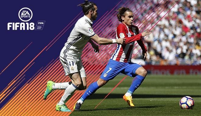 Immersive Atmospheres FIFA 18