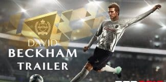 David Beckham Signs Exclusive Deal Konami