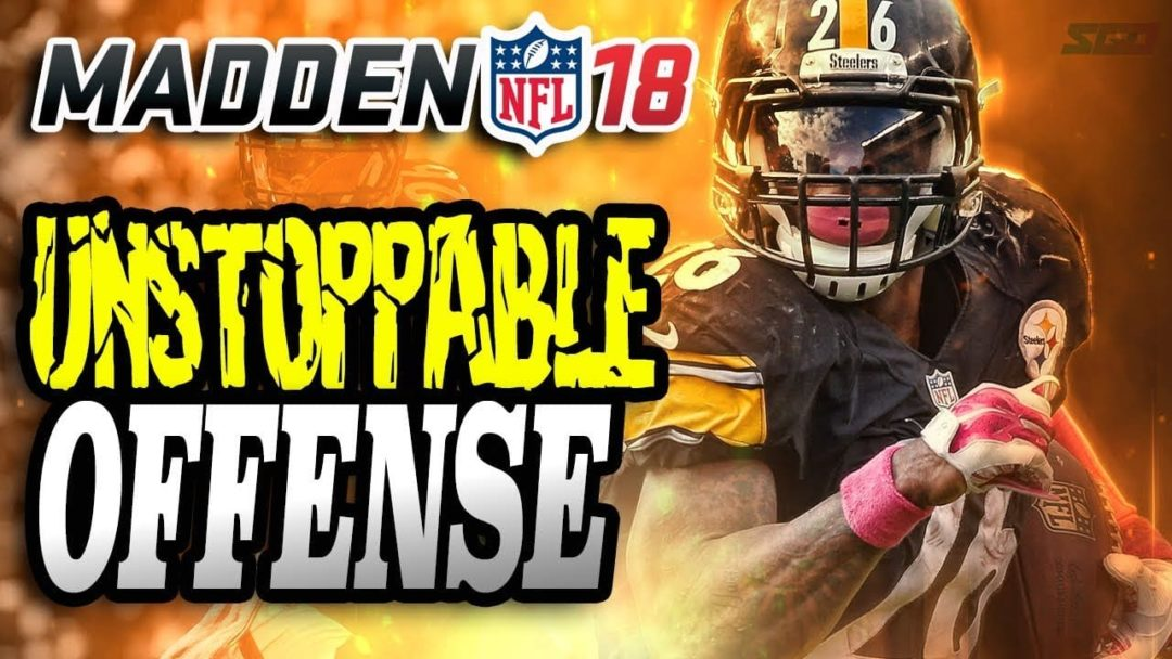 Madden 18 Unstoppable Offense