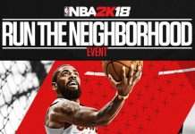NBA 2k18 The Neighborhood