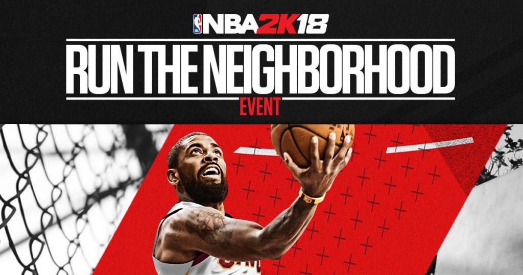NBA 2k18 The Neighborhood