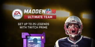 Twitch Prime Madden 18