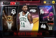 NBA 2K18 For Mobile Devices