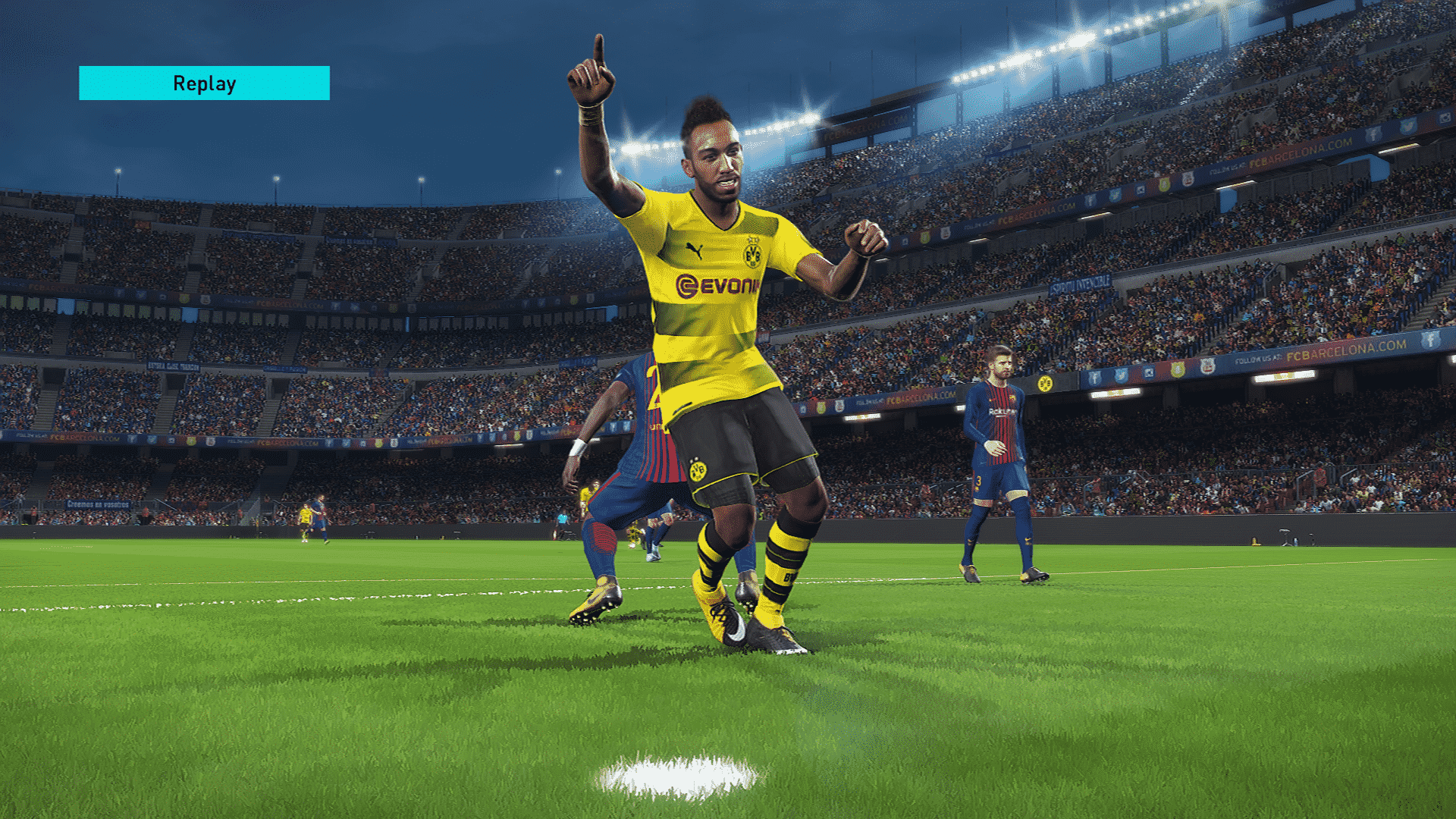 PES 2018 Demo: First Impressions - Sports Gamers Online