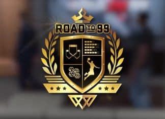 nba 2k18 road to 99 award list