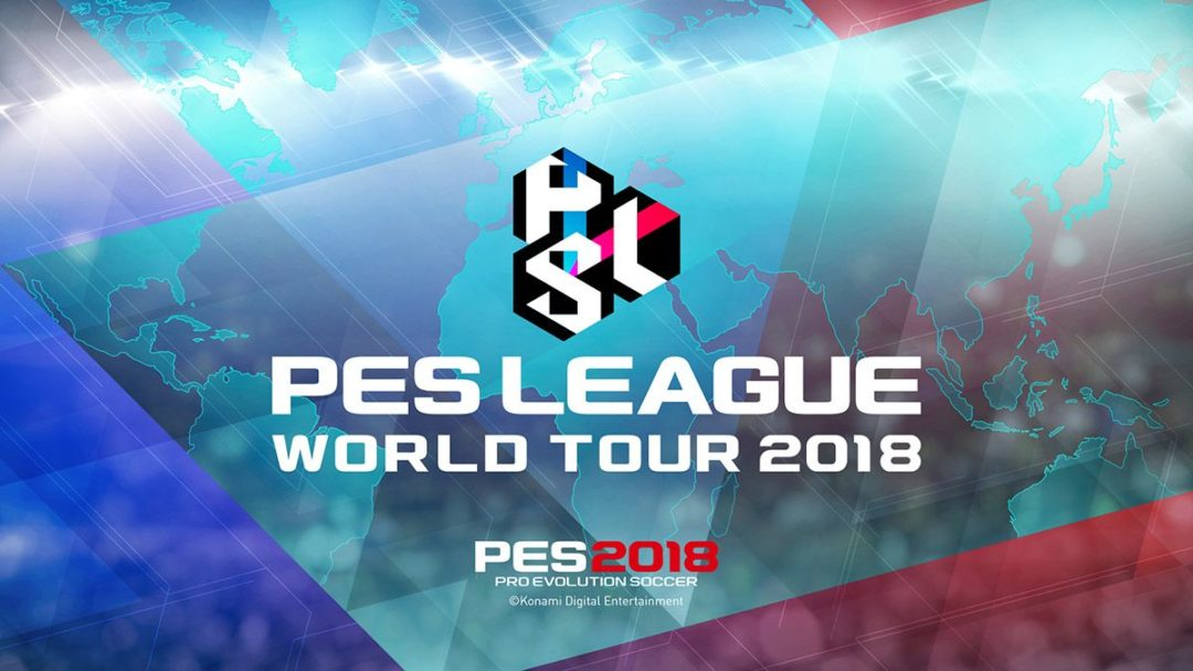 Pes World Tour
