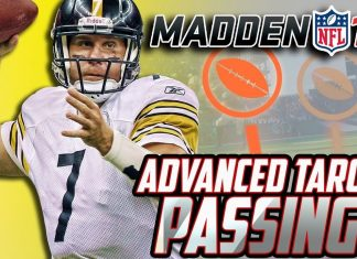 Target Passing Tips Madden 18