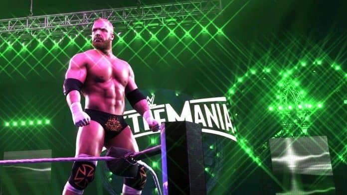 WWE 2K18 Trailer
