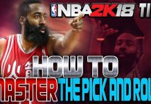 NBA 2K18 Pick and Roll