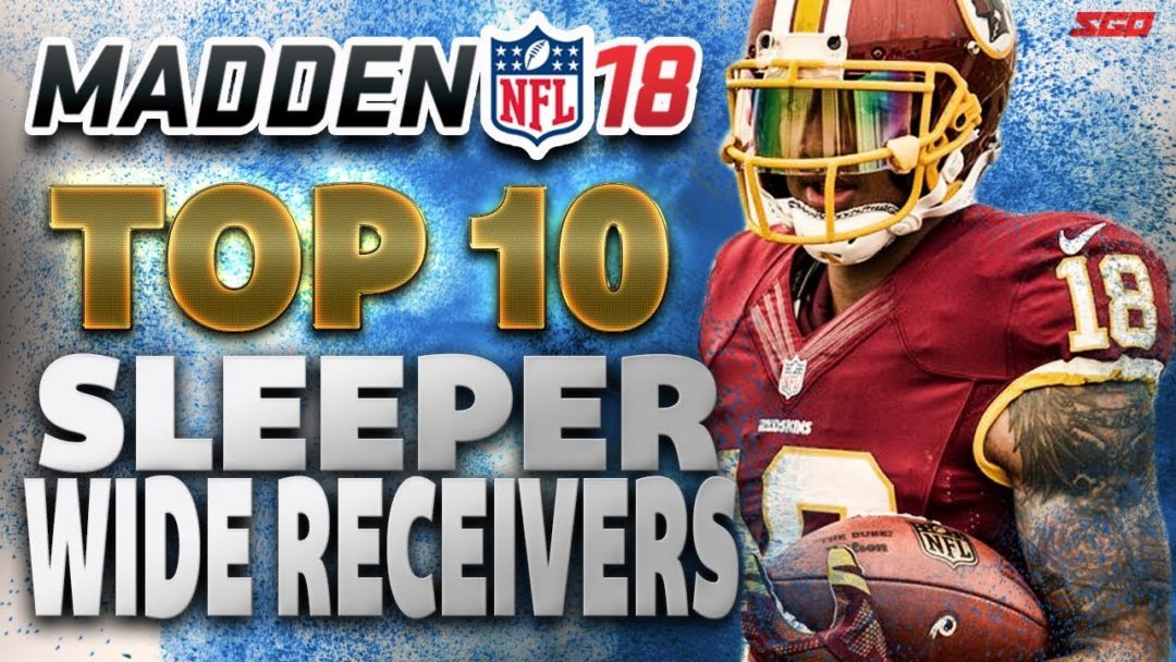 Madden 18 Sleeper WR