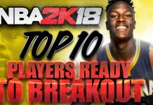NBA 2K18 Player Breakouts