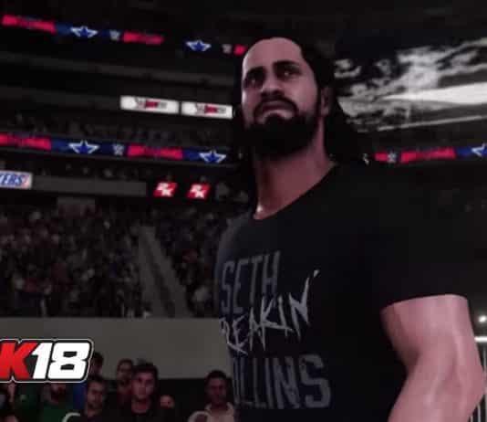 WWE 2K18 Entrances