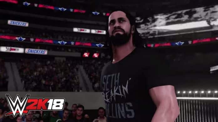 WWE 2K18 Entrances