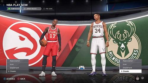 NBA Live 18 Update