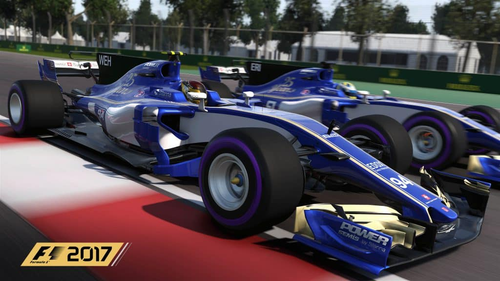f1 2017 patch 1 8 adds spectator mode fixes bugs sports gamers online. Black Bedroom Furniture Sets. Home Design Ideas