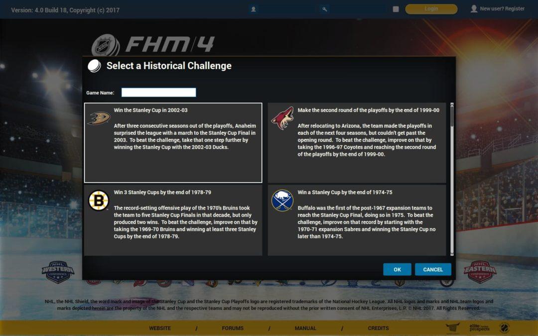 Franchise Hockey Manager 4