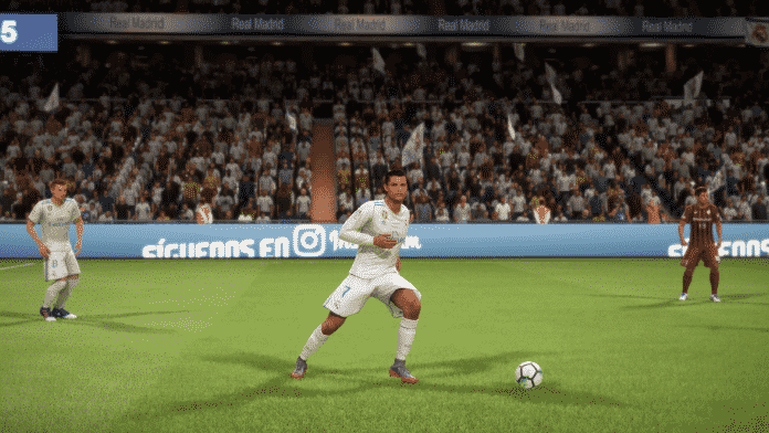 FIFA 18 update