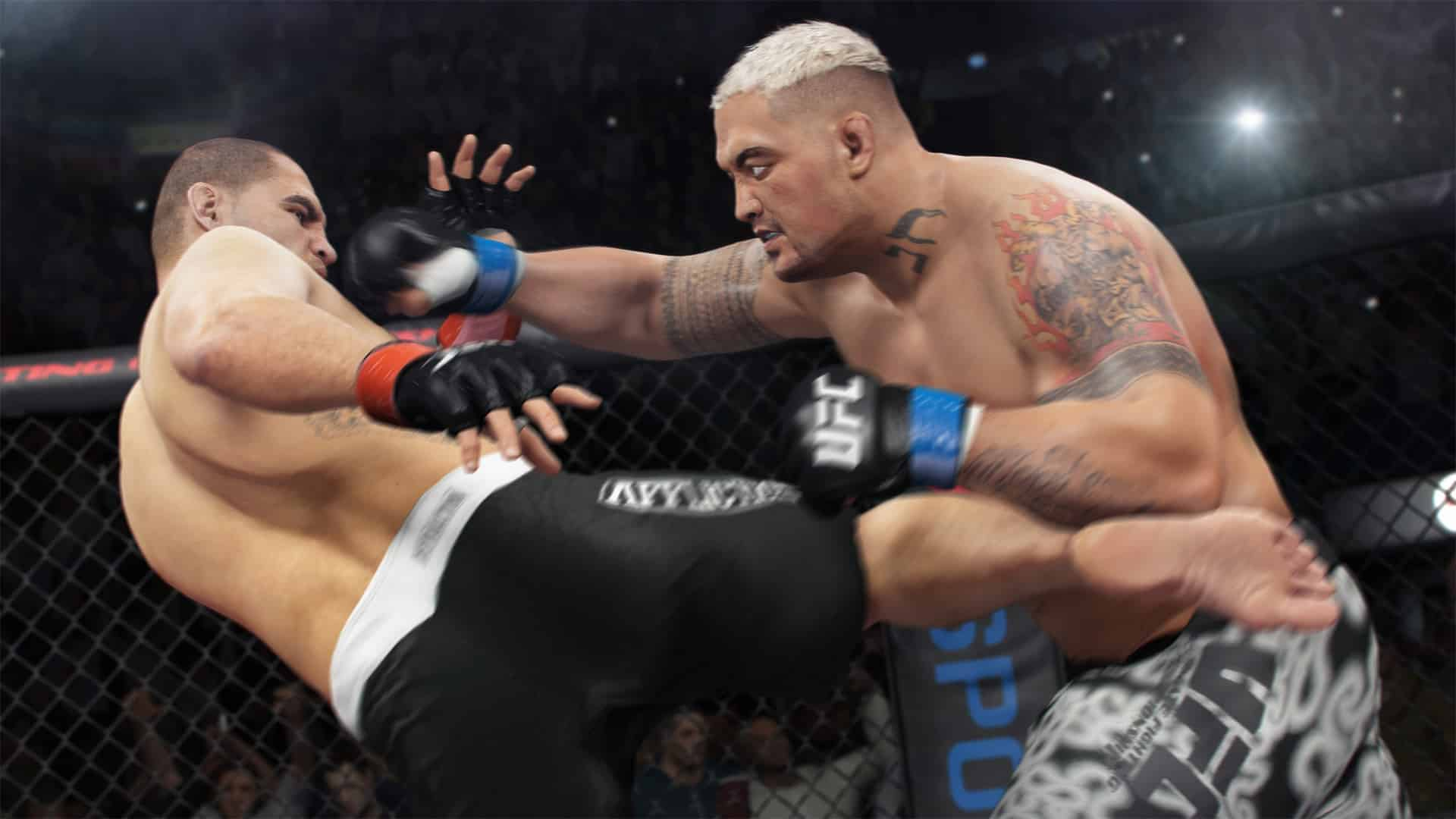 UFC 3 Combos