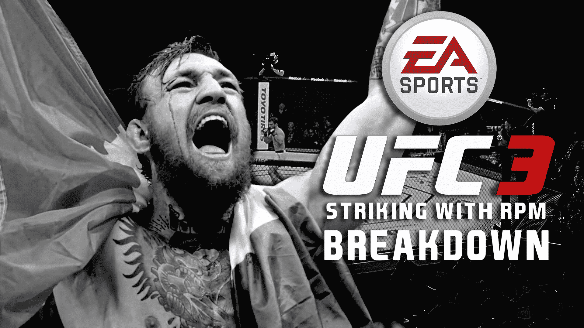 UFC 3 Striking Breakdown